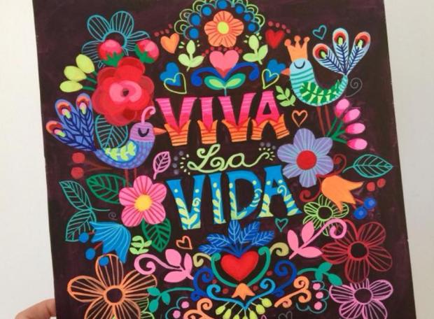 Viva La Vida - Marlowa